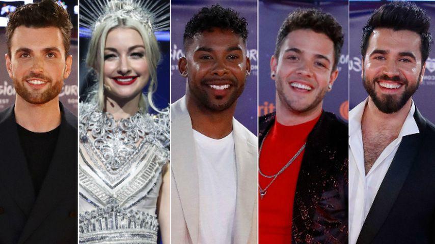 Nicht S!sters: Das ist die Eurovision Song Contest-Top 5!