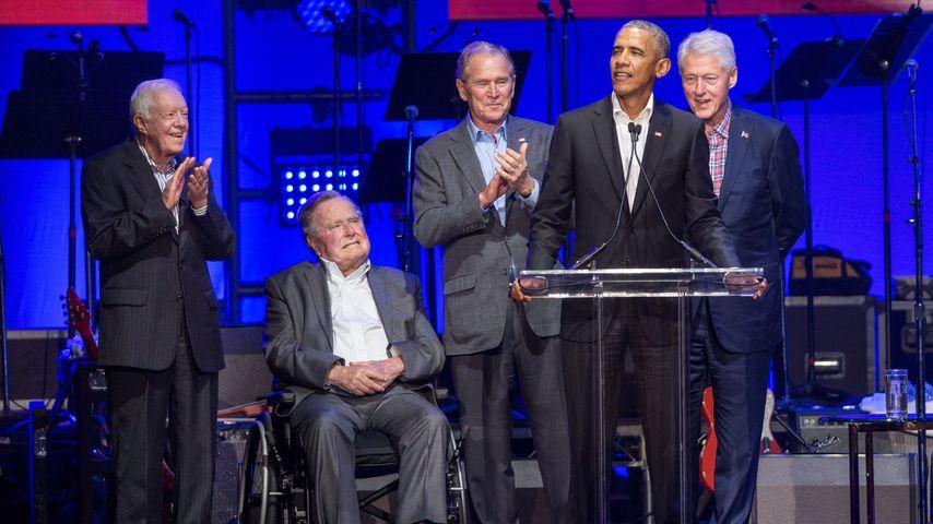 Belästigungsvorwürfe auch gegen Ex-US-Präsident George Bush