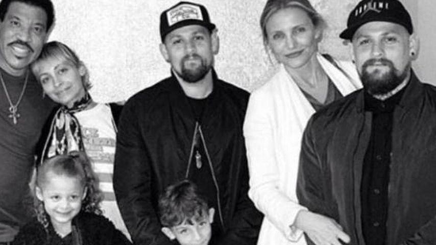 Sensations-Foto: Cameron Diaz & Benji im VIP-Familienglück