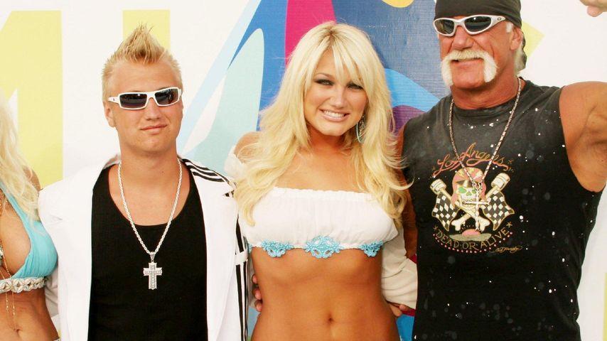 Hulk Hogan, Nick Hogan und Brooke Hogan
