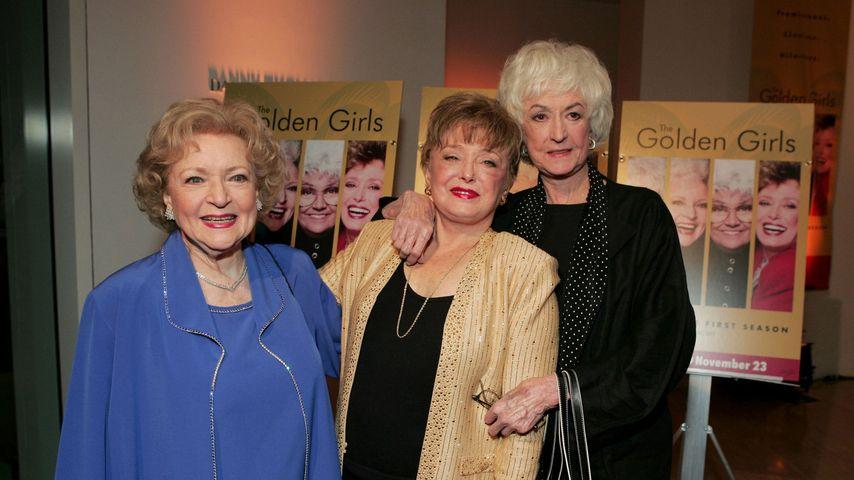 Golden Girls, Rue McClanahan und Betty White