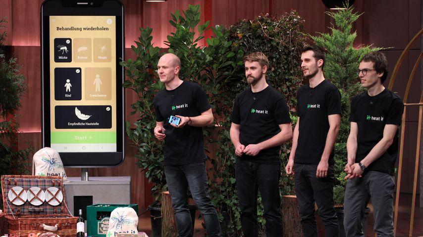 Die Gründer von Heat It