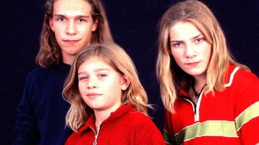 Die Hansons 1997