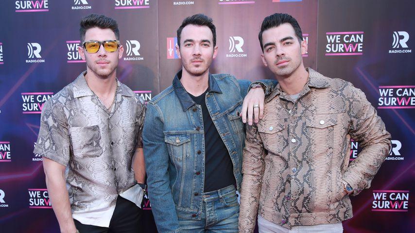 Die Jonas Brothers im Oktober 2019