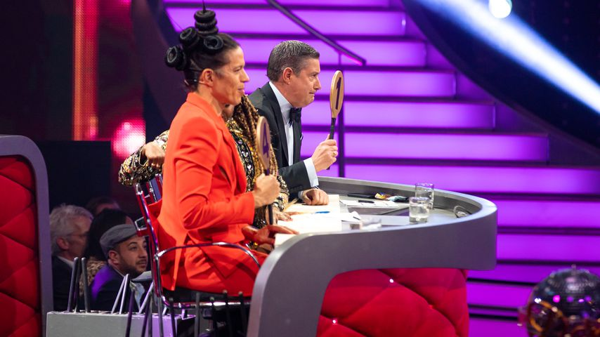 "Die ""Let's Dance""Jury"