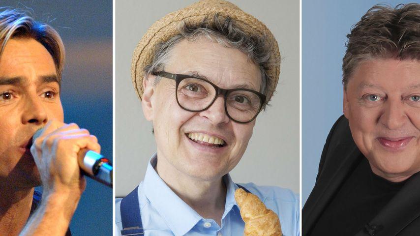 Benjamin Boyce und Rolf Scheider