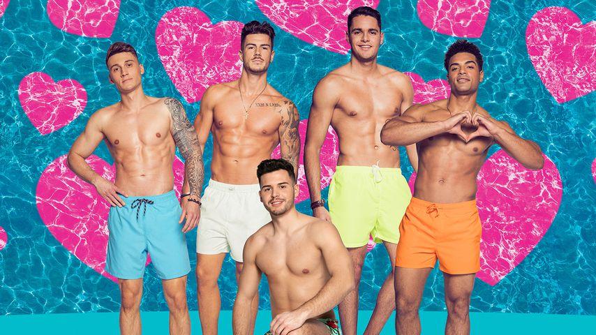 """Startcast komplett: Das sind die """"Love Island""""-Jungs 2021!"""