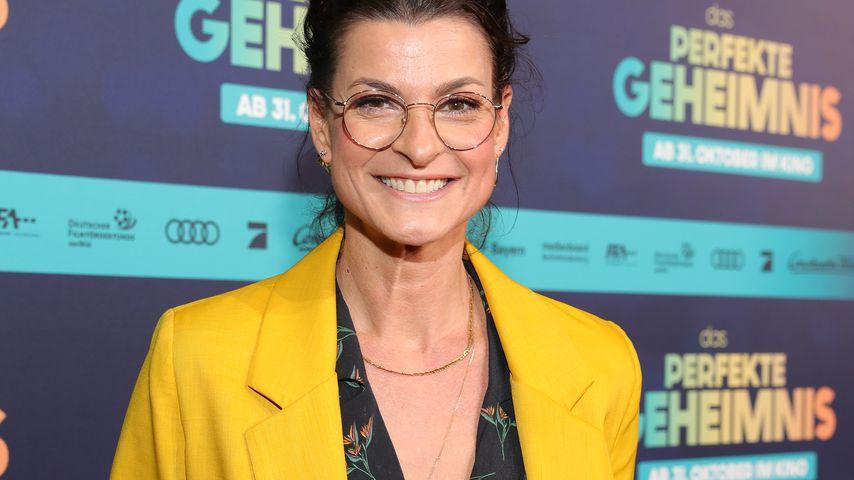 Die Moderatorin Marlene Lufen im Oktober 2019