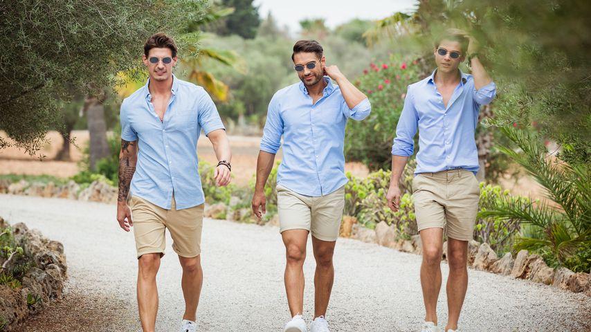 """Frischfleisch! Drei neue Single-Männer für """"Love Island"""""""