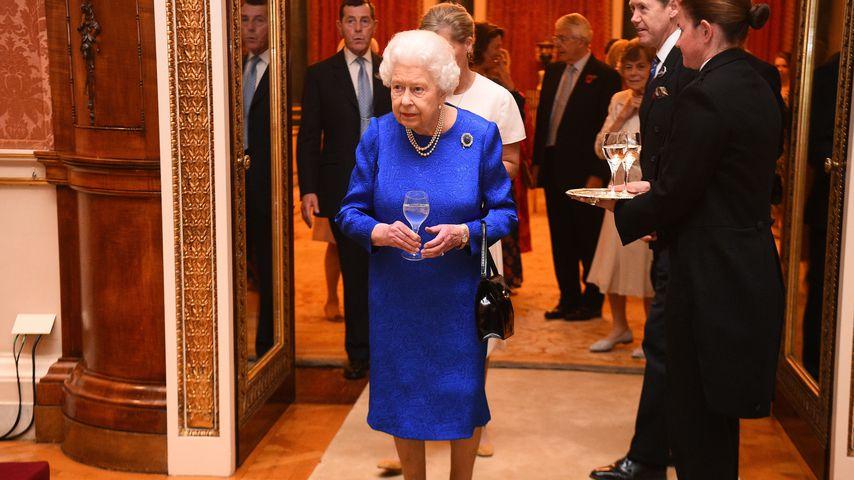Abergläubisch? Die Queen lädt niemals dreizehn Gäste ein