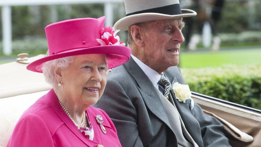 Royal Ascot: Adelige Hutschau bei den Pferderenn-Fans