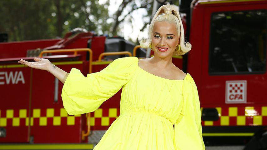 Die Sängerin Katy Perry im Mai 2020