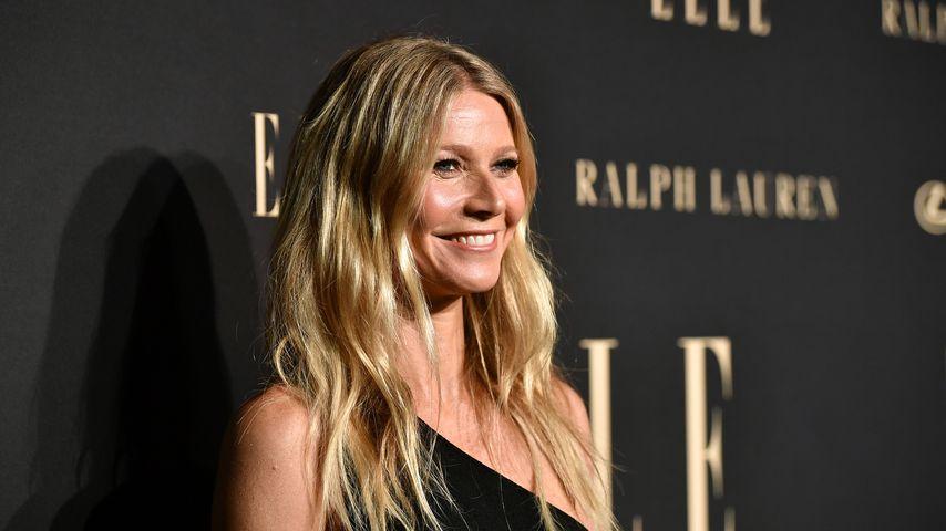 Die Schauspielerin Gwyneth Paltrow im Oktober 2019