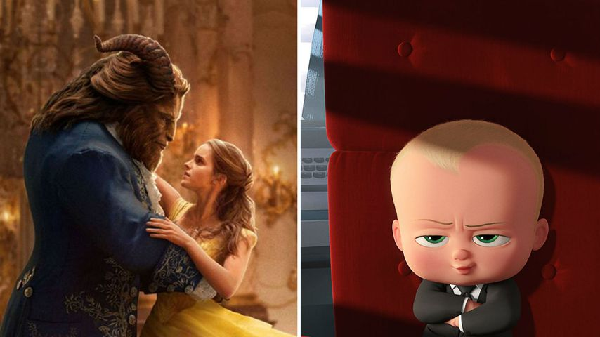 "Bye-bye ""Beauty & the Beast"": Dieses Baby erobert die USA!"