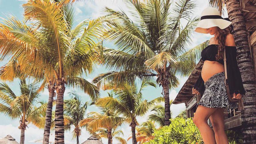Annemarie Carpendale auf Mauritius