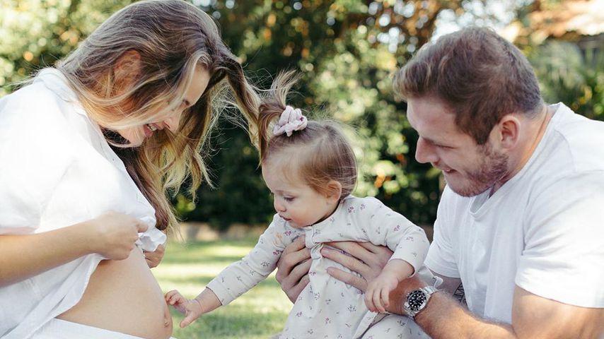 Rugby-Star Tom Burgess und Tahlia erwarten zweites Baby!