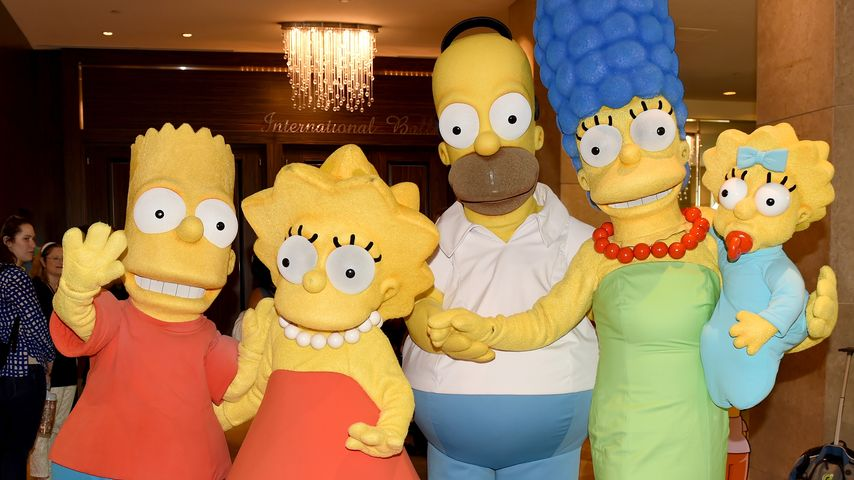 "Die ""Simpsons""-Figuren"