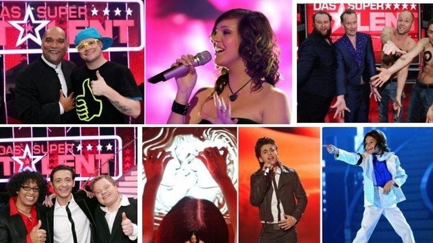 Das Supertalent: Welcher Finalist gewinnt?