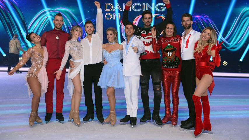 """Dancing on Ice""-Countdown: Welcher Promi soll ins Finale?"