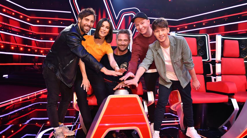 "Die ""The Voice Kids""-Coaches 2020"