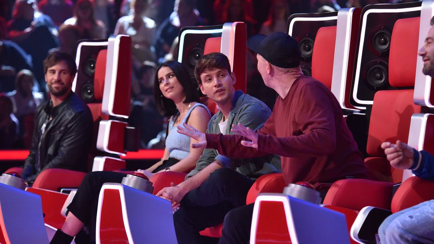 "Die ""The Voice Kids""-Jury"