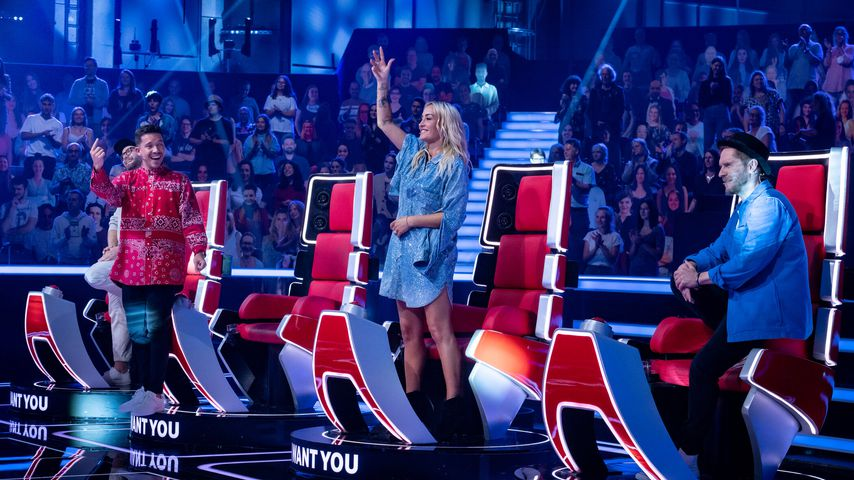 """Die """"The Voice of Germany""""-Coaches 2021"""
