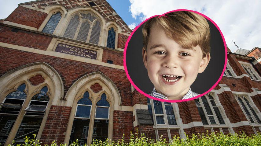 Prinz George: So teuer & exklusiv ist seine Privatschule!