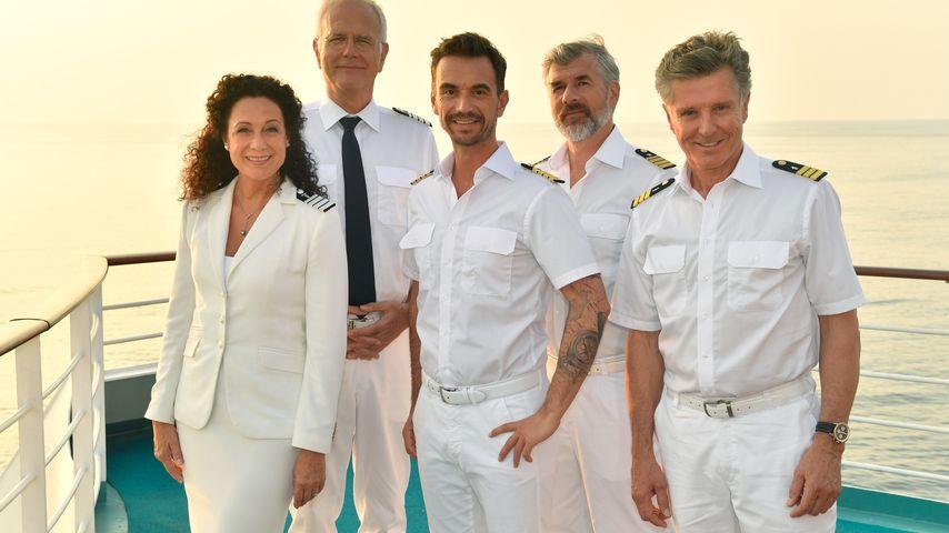 """Die """"Traumschiff""""-Crew"""