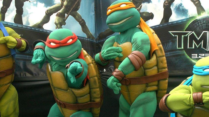 """""""Die Ninja-Turtles"""" kommen wieder ins Kino!"""