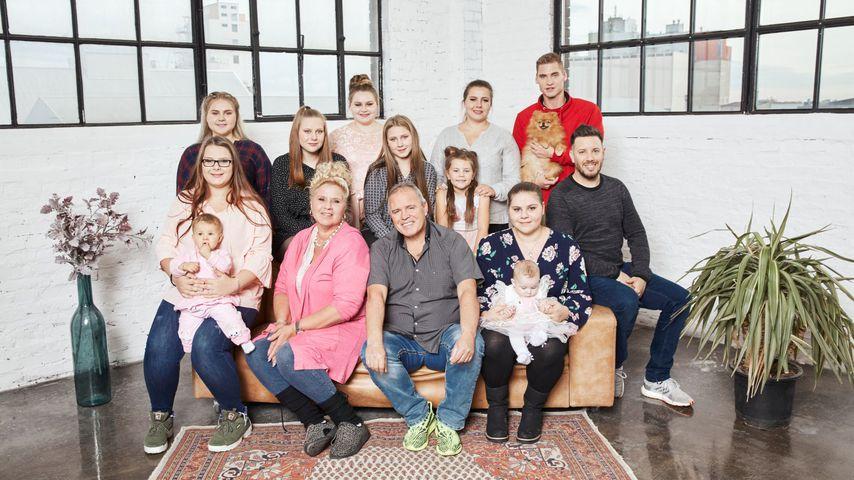 Endlich ein neues Familienbild: Hier posieren alle Wollnys