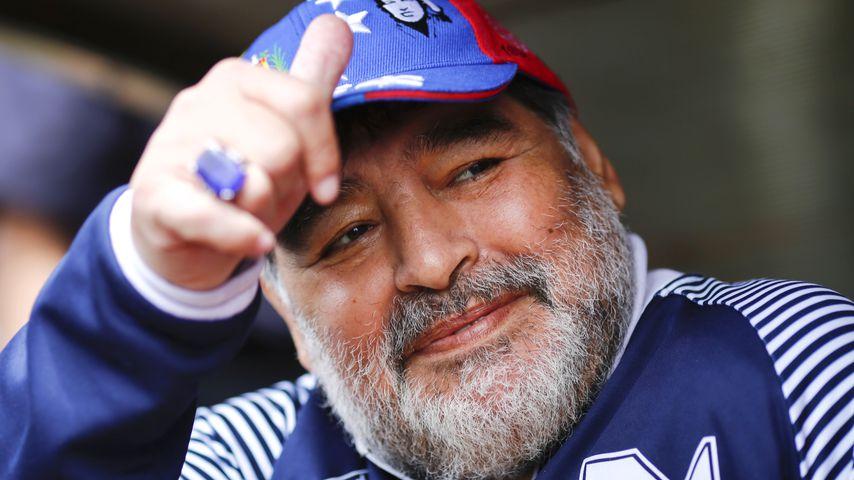 Sein Tod wirft Fragen auf: Fans demonstrieren für Maradona