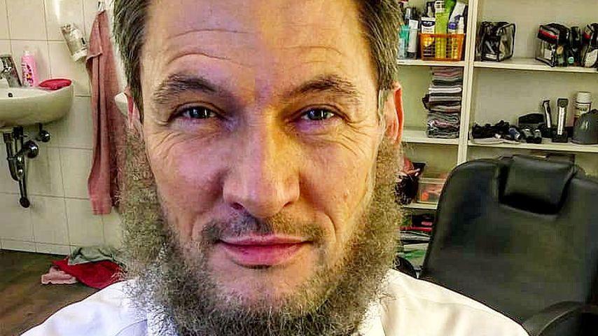 """""""Sturm der Liebe"""": Dieter Bach mit Mega-Bart total verändert"""