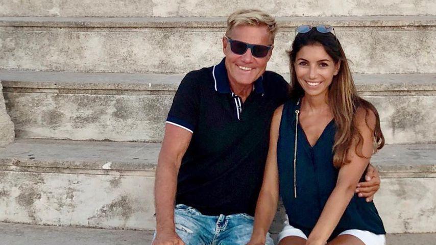 Dieter Bohlen und seine Freundin Carina Walz