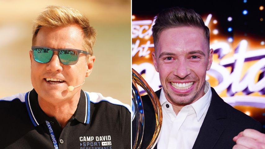 Noch mit Dieter: DSDS-Sieger Ramon Roselly froh über Ex-Jury