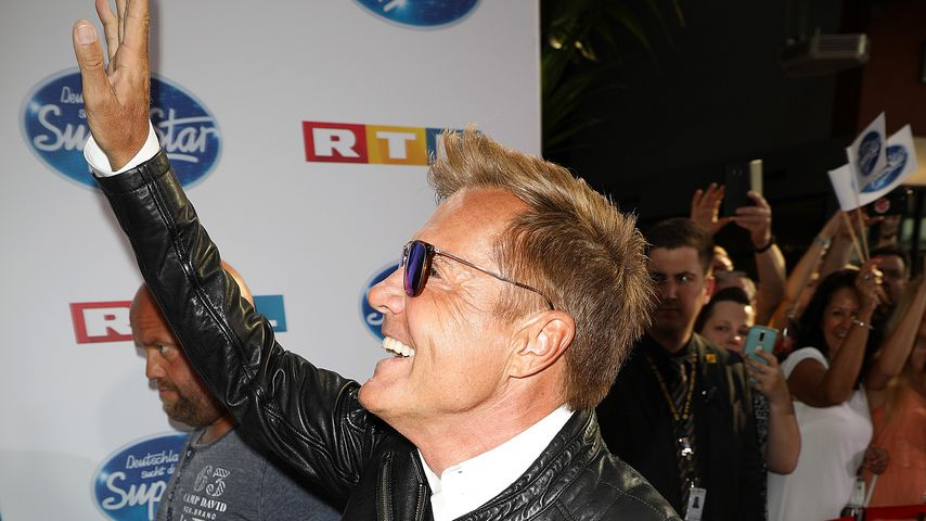 Dieter Bohlen im April 2018 in Köln