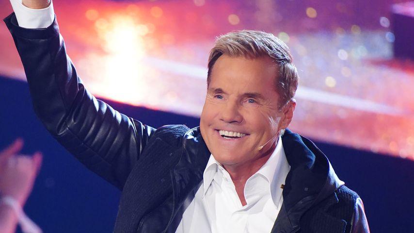 Probe für Berlin? Dieter bei Moskau-Show den Tränen nahe!