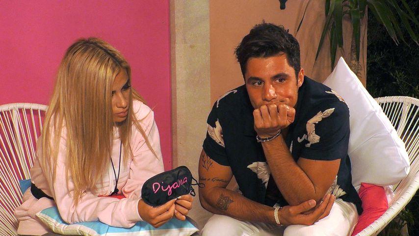 """Dijanas """"Love Island""""-Comeback: Gibt sie Danilo eine Chance?"""
