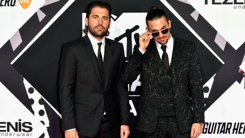 Dimitri Vegas & Like Mike im Oktober 2015 in Mailand