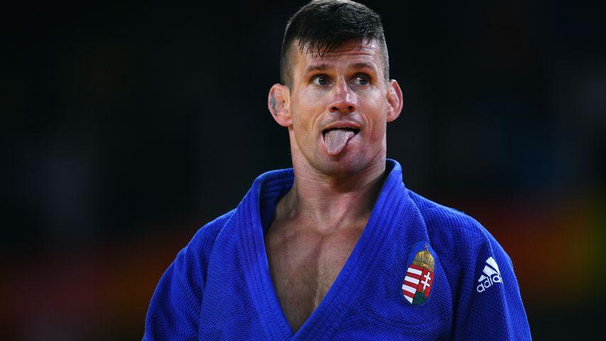 Dirk van Tichelt, belgischer Judoka