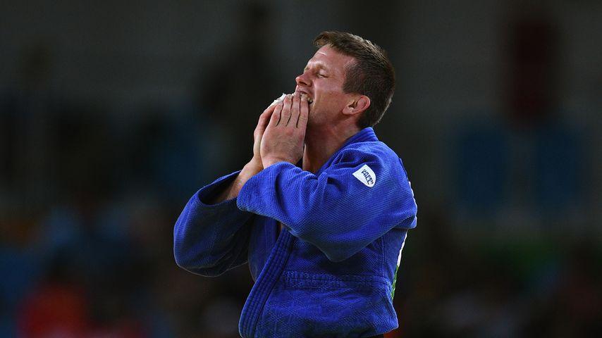 Dirk van Tichelt bei den Olympischen Spielen 2016