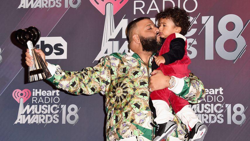 DJ Khaled bei den iHeartRadio Music Awards in Inglewood im März 2018