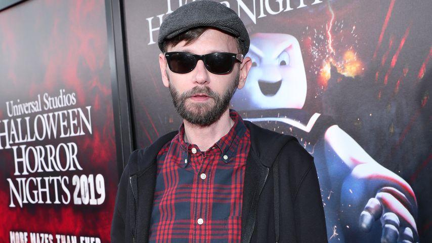 DJ Qualls bei den Halloween Horror Nights in den Universal Studios Hollywood