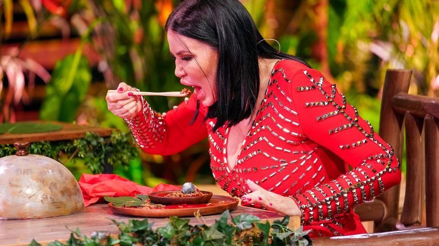 Horror-Essensprüfung: So schlimm war es für Djamila Rowe!