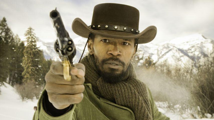 """Tarantino-""""Django"""" bald als Pro-Waffen-Werbefigur?"""