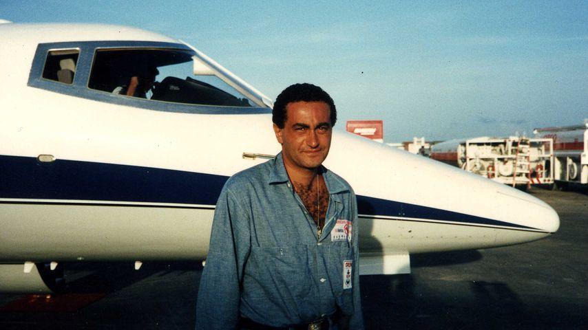 Dodi Al-Fayed in Los Angeles 1997