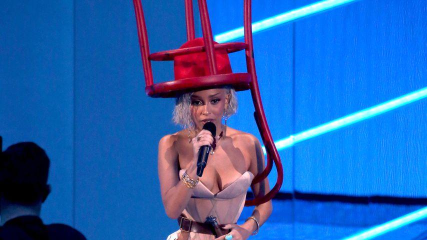 Doja Cat bei den MTV Video Music Awards 2021