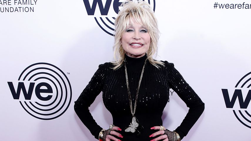 Dolly Parton in New York, 2019