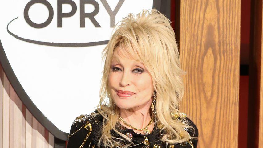 Dolly Parton im Oktober 2019