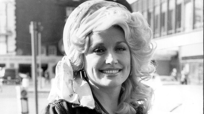 Dolly Parton im Mai 1977