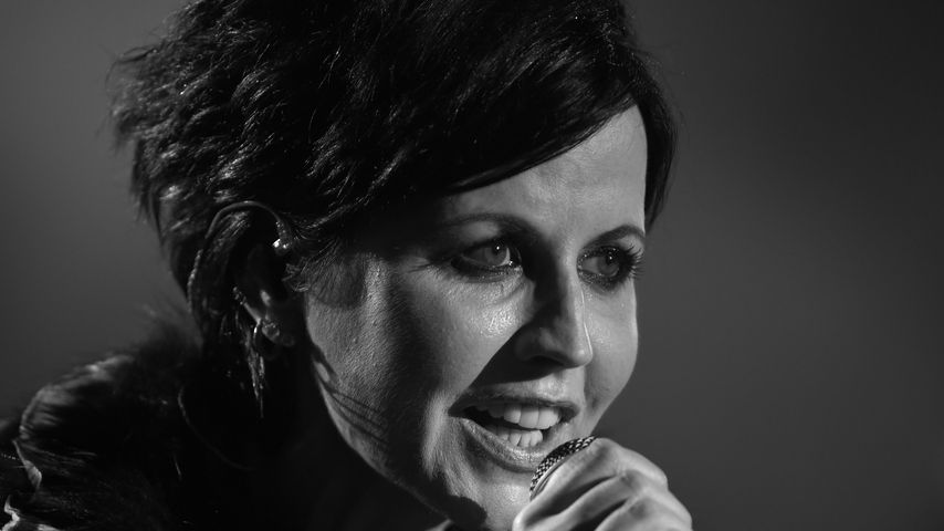 Dolores O'Riordan, Sängerin von The Cranberries